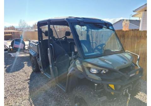 2019 Can Am Defender 6Passanger
